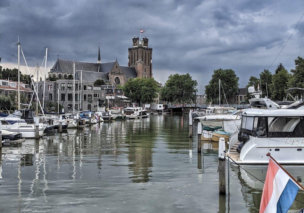 Dordrecht bijzonder dichtbij
